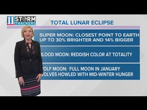 Wake Up Call - What to Know About the Super Blood Wolf Moon Eclipse