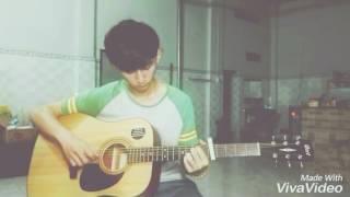 Mashup Cho em gần anh thêm chút nữa - trái tim em cũng biết đau | guitar cover