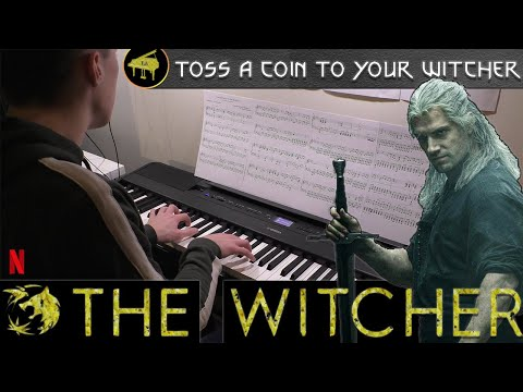 Toss A Coin To Your Witcher Song Lyrics Video Background Heavy Com
