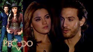 Mi Pecado - Capítulo 67: ¡Lucrecia se reencuentra con Julián! | Televisa