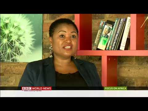 BBC World News: The Future of Renewable Energy in SA - April 2021