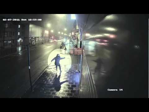 Moped drive-by shooting in Tulse Hill, Brixton, London