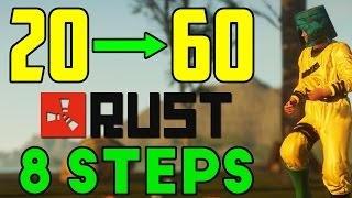 Rust How To Improve Your FPS In 8 Steps