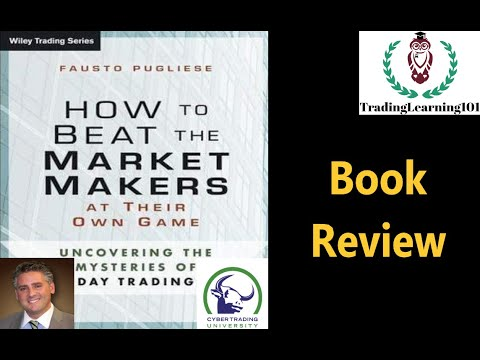 how-to-beat-the-market-makers-at-their-own-game-|-fausto-pugliese-|-book-review