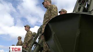 Чергову партію нової зброї передав Петро Порошенко українським військовим(, 2016-04-27T17:37:09.000Z)