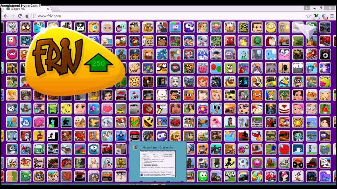 Pac Man En Friv Juegos Para Ninos Gratis Youtube