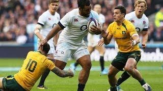 England 20 Australia 13: Tale of the Test