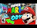 Super Mario Odyssey Box Art Changed For SJWs! No Longer Rated E! - FUgameCrue