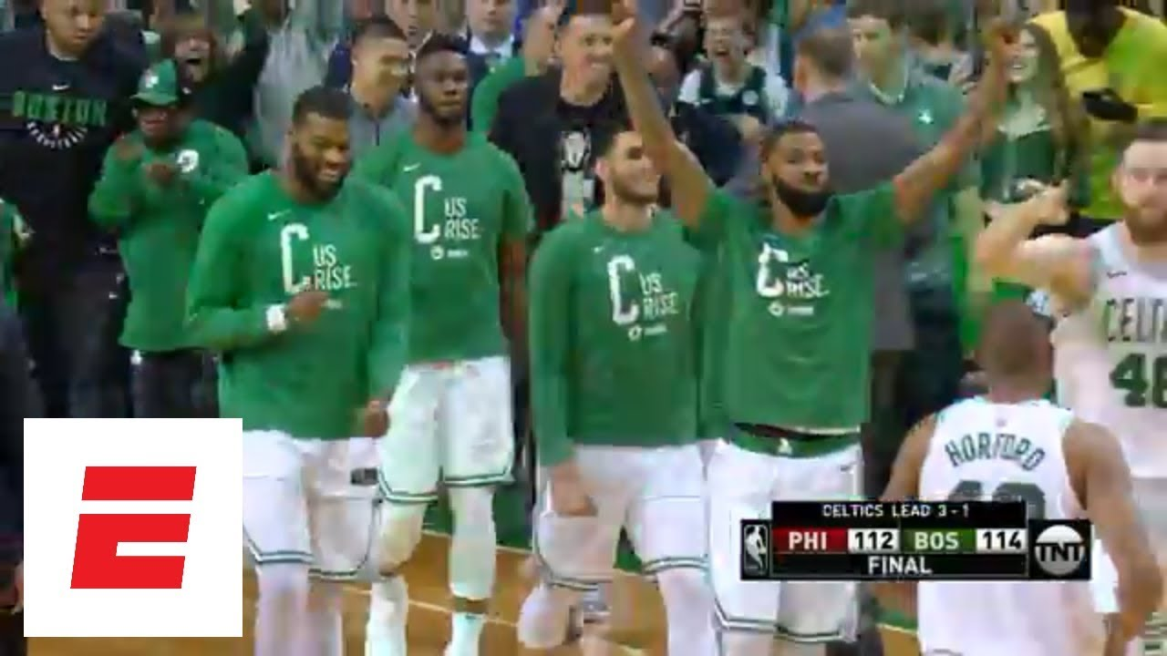 Highlights from Game 5 as the Boston Celtics knock off Philadelphia 76ers | ESPN