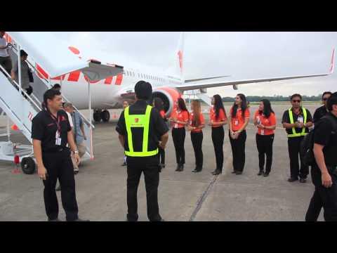 ไทยไลอ้อน แอร์ไลน์ เปิดบินเส้นทางบิน กรุงเทพ-อุดรธานี
