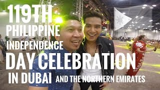 119TH PHILIPPINE INDEPENDENCE DAY CELEBRATION IN DUBAI