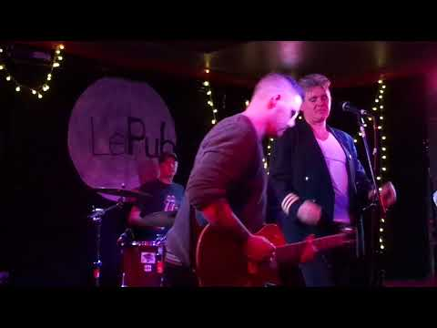 "Patrick Jones ""Demoise or Die (for Stephanie Bottrill)"" live at Le Pub"