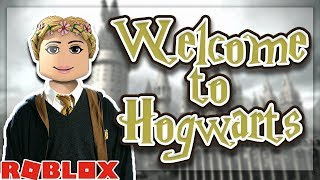 I AM A WIZARD! - Harry Potter in Roblox - Roblox Wizard's Life - Roblox Hogwarts - Roleplay