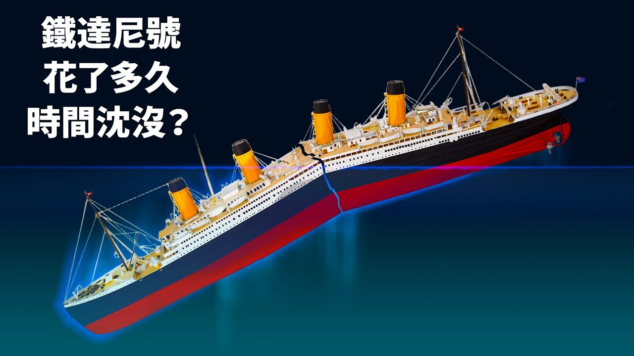 這些鮮為人知的真相,能證實鐵達尼號並無機會倖存下來