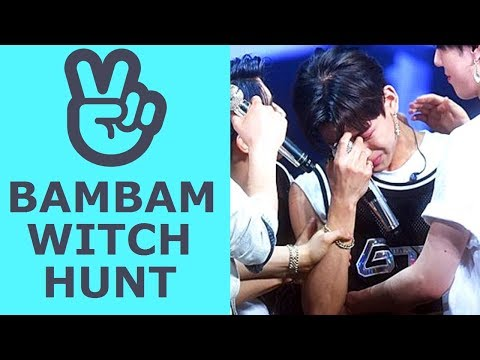 How Fans Accused BamBam