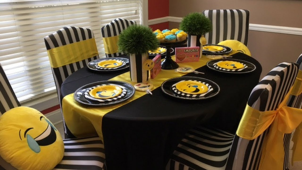 Black And White Cake Table Ideas
