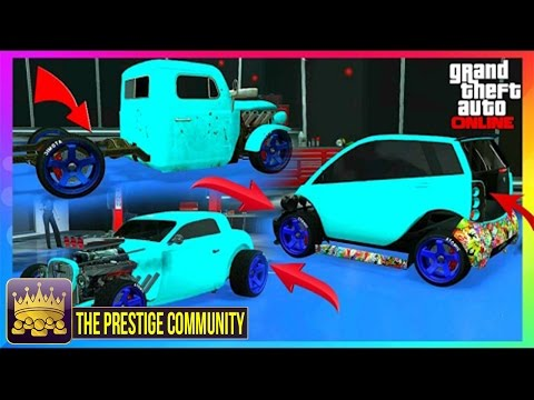 GTA 5 MODDED CAR GLITCHES 1.37 *MUST HAVE* GLITCHED MODDED CARS IN GTA 5 ONLINE! EASY Vehicle Glitch