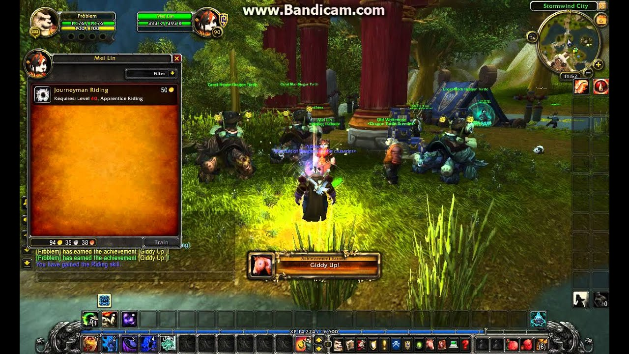 Riding - Wowpedia - Your wiki guide to the World of Warcraft