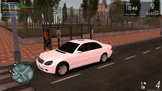 MTA Province Role Play - Покупка Mercedes-Benz S600