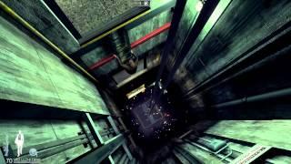 James Bond - Quantum of Solace HD part 9 - Elevator coming down