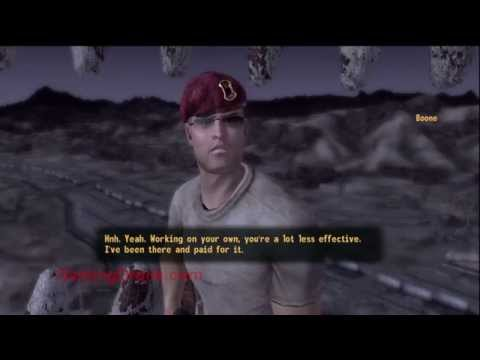 Fallout: New Vegas - One for My Baby Walk-through