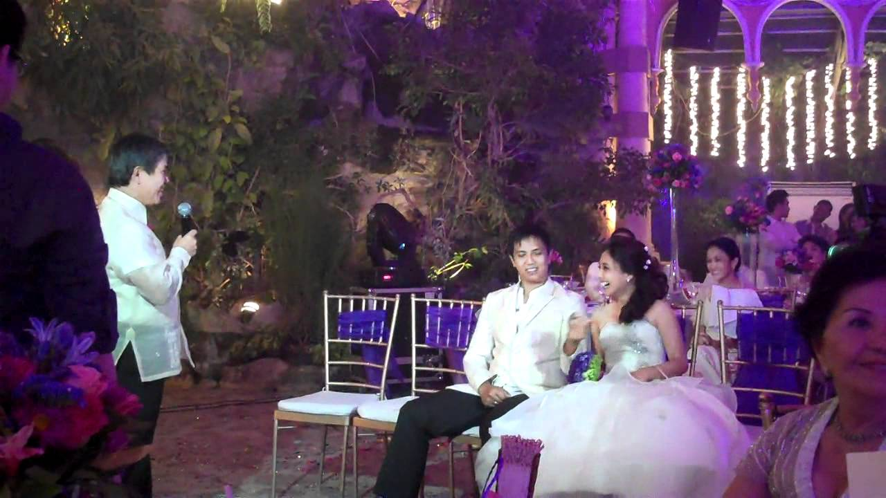 Parents Speech To The Bride And Groom