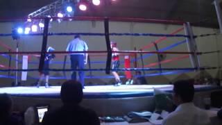 Jornada Boxística en San Vicente - Tobias Reyes