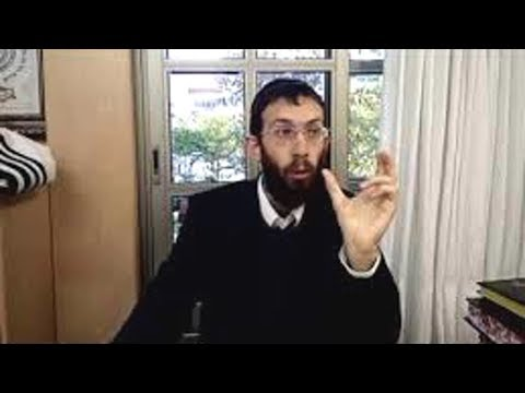 The Journey of Halacha with Rabbi Eliezer Stahl at Kehilla Keren Ami in Karmi'El 2018 01 10
