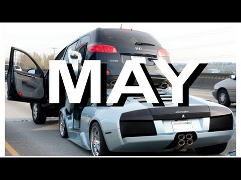 Car Crash Compilation MAY Review - NEW by CCC :)