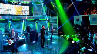 .[HD] Maroon 5 - Give A Little More (Children In Need 10) - 720p (LIVE)