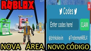 NEW CODE OF COINS + NEW AREA Construction UNBOXING SIMULATOR! Roblox