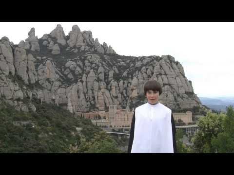 Escolania de Montserrat: Rodamilans' Cançó de Maig
