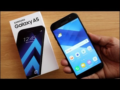 Samsung Galaxy A5 2017 Unboxing and Full Review I Hindi