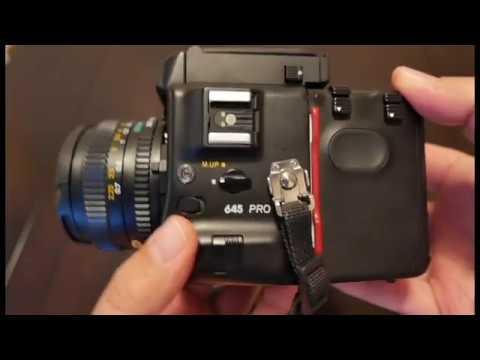 Mamiya 645 Pro :: Ektar 100 :: TRI-X 400