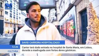 DAVID CARREIRA HOSPITALIZADO DE URGÊNCIA! (DOENÇA RARA)