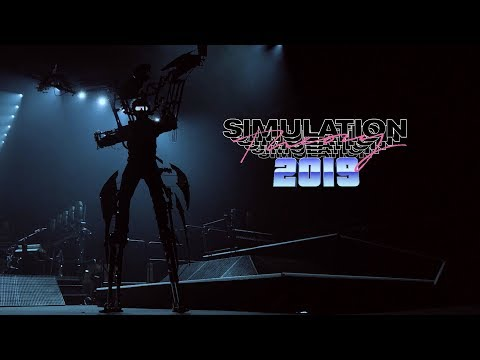 MUSE - Simulation Theory World Tour 2019 [Teaser] Mp3