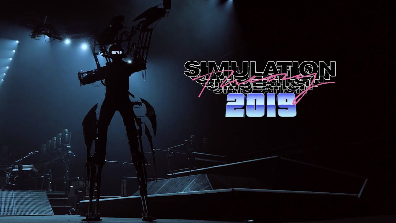 Image result for MUSE - Simulation Theory World Tour 2019 [