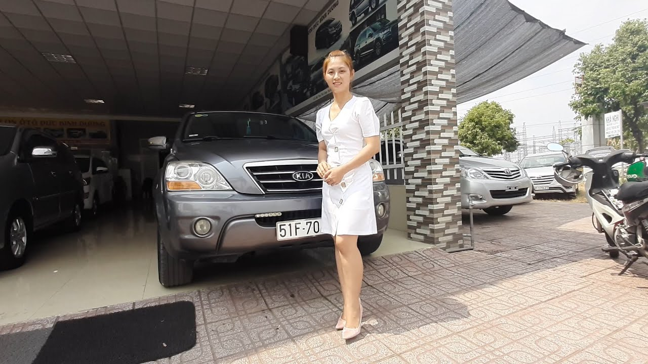 Bán Kia Sorento EX 2.5 2 cầu tự động nhập Hàn Quốc LH 0918082180