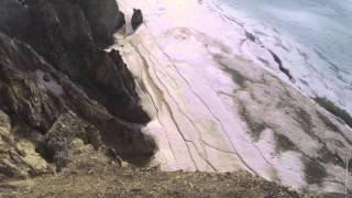 DEERING ALASKA CLIFFS