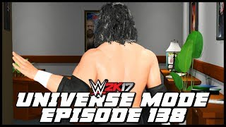 WWE 2K17 | Universe Mode - 'OMEGA'S SCHEMING!' | #138