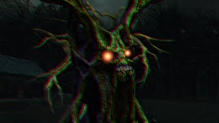 CAZANDO UN ÁRBOL TERRORÍFICO - Witch Hunt (Horror Game)