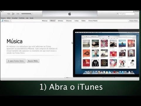 Como criar conta iTunes/App Store sem cartão