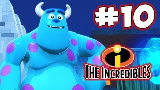 LEGO INCREDIBLES - LBA - Monsters Inc! - Episode 10