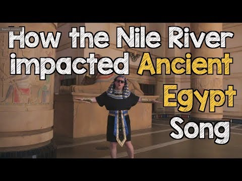 Download Ancient Egypt The Gift of The Nile - How the Nile impacted Ancient Egypt Song for kids