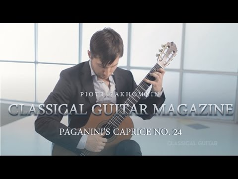 Caprice No. 24 (Paganini) - The Art and Popular Culture Encyclopedia