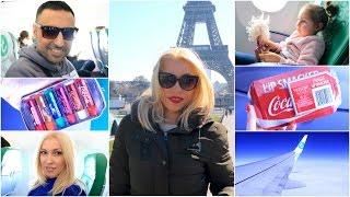 Летим в Париж. Бальзамы для губ LIP SMACKER | WE FLY TO PARIS ! | Часть 1 | Karina Papag