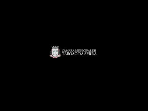 3ª Sessão Ordinária - Camara Municipal de Taboão da Serra