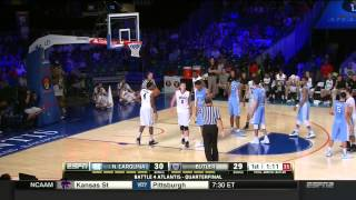North Carolina Tar Heels vs Butler Bulldogs