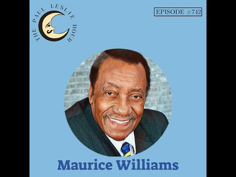 Maurice Williams Interview on The Paul Leslie Hour
