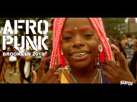 AFROPUNK 2018 : THE PEOPLE